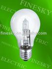 A55 energy saving halogen bulb