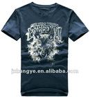 fasion men's t-shirts fashionable designed custom tshirt