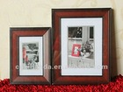 wide side wood color photo frame