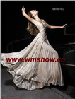 2012 Latest Modern Spaghetti Strap Style Prom Dress
