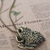 frog necklace lovely animal necklace supplier cheap