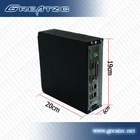 ZC-M271 With 2 Lan Computer,4*USB 2.0,2*RJ45,1*VGA,1*LPT,2*RS-232,WIFI Computer,Mini Linux Computer
