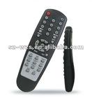 DVB/ DVD remote control