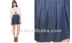 2012 fashion women denim skirts