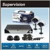 Realtime H.264 comprssion dvr kit