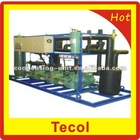 Air cooled Bitzer compressor rack