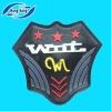 PVC rubber badge/patch