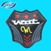 PVC rubber badge/patch