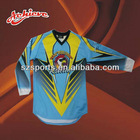 100% polyester sublimated ice hockey jersey wholesales