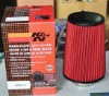 Racing Car Air Filter/Super Power Flow Air Filter for Racing Car NECK SIZE :76MM (RU-3580)high quality hot selling