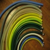 Plastic HOSE,shower hose, flexible hose