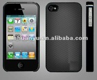 high-grade Carbon fiber mobile case for iphone4