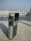 Best Selling Intelligent Traffic Barrier Gate TEC-T6 in Stainless Steel