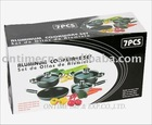 Item No: KWA7081 7pcs Aluminum Cookware Set