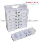 plastic pill case (HU-501135)