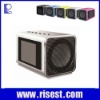 Hot Sell Night Vision Hidden Speaker Camera with MP4