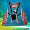 sublimated lacrosse reversible tops with own design