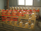 Hot!!! Original shan tui SD22 Bulldozer hydraulic steering gear pump 07436-72202