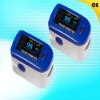 Digital Fingertip Pulse Oximeter, Pulse Oximeter (M001) CE approved