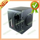 Remote Control Alarm Clock FM Radio Speaker with USB Port for PC