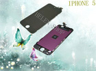 for Apple iphone 5 lcd with digitizer touch screen assembly replacement