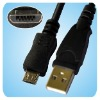 usb am to mirco camera cable