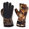 neoprene hunting gloves,camouflage gloves,waterproof gloves