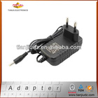Low watt power supply for Model, CCTV Camera, with CE/FCC certification