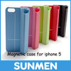 New Magnetic Smart Stand Case for iPhone 5