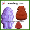 Silicon mold for Chirstmas