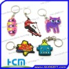 Soft PVC key chain for promotion gifts