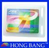 High quanlity transparent Bus or bank PVC Card Holder