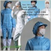 cleaning room ESD working clothes