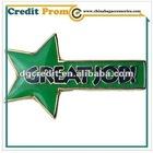 Clic Enamel Badge
