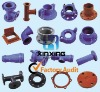 ductile iron pipe fittings