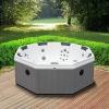 Hydromassage outdoor Spa tub