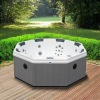 Hydromassage outdoor Spa tub