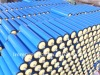 steel and plastic package machine roller