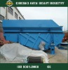 Fluidized bed cooler for sand plant