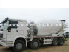 9M3 truck-mounted concrete mixer