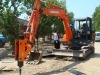 DAHE hydraulic breaker DH6T