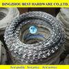 Protect fencing wire galvanized razor barbed wire