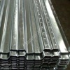 Galvanized structural steel construction