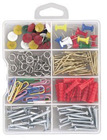 215pcs fastener assortment (eye screw)
