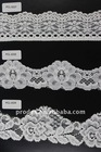 Cotton lace, lace material, lace trim, lace ribbon, embroidery lace,