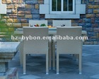 Outdoor Synthetic Rattan Dining Set