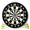 pvc and textile dartboard