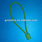 Garment tag string