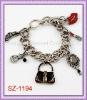 Girly bracelet, Great Gift in Valentine's Day
