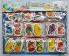 Fruits shaped eraser